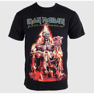 t-shirt metal men's children's Iron Maiden - CM EXL Seventh Son - BRAVADO EU - IMTEEX01MB