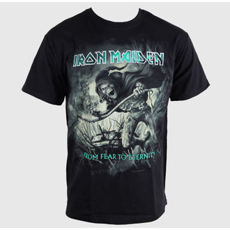 t-shirt metal men's children's Iron Maiden - - BRAVADO EU, BRAVADO EU, Iron Maiden