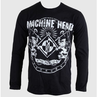 t-shirt metal men's children's Machine Head - Classic Crest - BRAVADO EU, BRAVADO EU, Machine Head