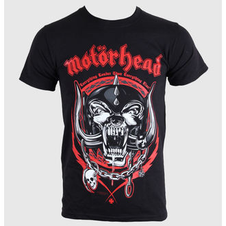 t-shirt metal men's children's Motörhead - Lightning Wreath - BRAVADO EU, BRAVADO EU, Motörhead