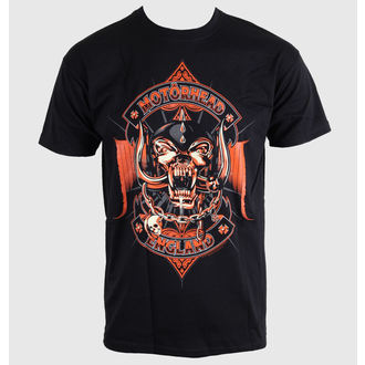 t-shirt metal men's children's Motörhead - Orange - BRAVADO EU, BRAVADO EU, Motörhead