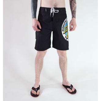 swimsuits men (shorts) SANTA CRUZ - MF ORIGINAL - Black, SANTA CRUZ