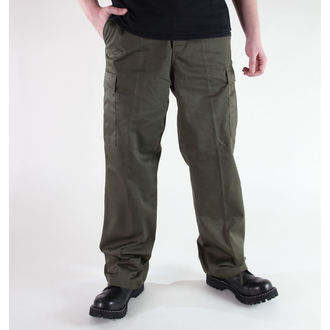 pants men MIL-TEC - US Ranger Hose - Olive - 11810001
