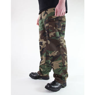 pants men MIL-TEC - US Ranger Hose - Woodland, MIL-TEC