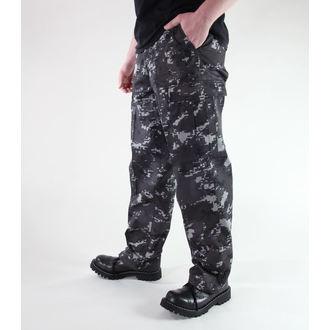 pants men MIL-TEC - US Ranger Hose - Black Digital, MIL-TEC