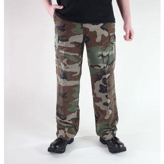 pants men MIL-TEC - US Feldhose - Prewash W / L, MIL-TEC