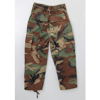 pants children's MIL-TEC - US Hose - Woodland, MIL-TEC