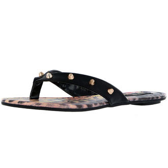 flip-flops women's - Here Kitty - IRON FIST, IRON FIST