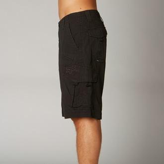 shorts men FOX - Slambozo Cargo - BLACK