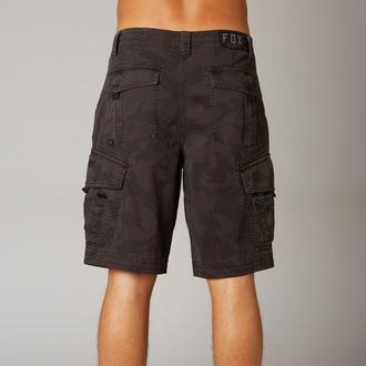 shorts men FOX - Slambozo Cargo - GREY CAMO