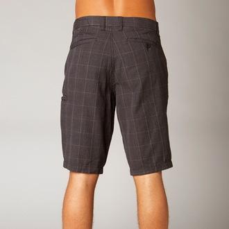 shorts men FOX - Essex Tailor - BLACK