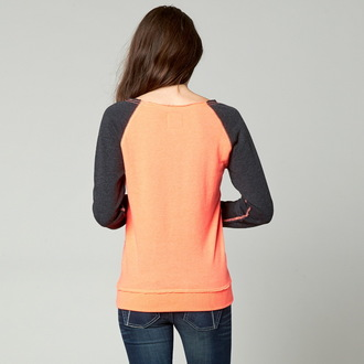 sweatshirt (no hood) women's - Whiplash Po - FOX, FOX