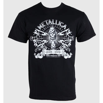 t-shirt metal men's children's Metallica - World Tour - LIVE NATION - META527, LIVE NATION, Metallica