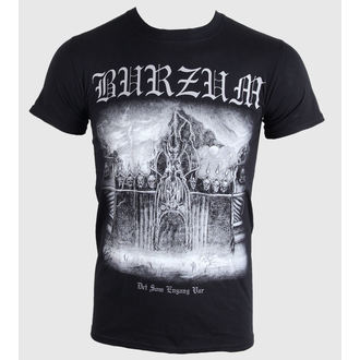 t-shirt metal men's children's Burzum - Det Som Engang Var 2013 - PLASTIC HEAD - PH8226