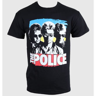 t-shirt metal men's children's Police - Greatest - PLASTIC HEAD, PLASTIC HEAD, Police