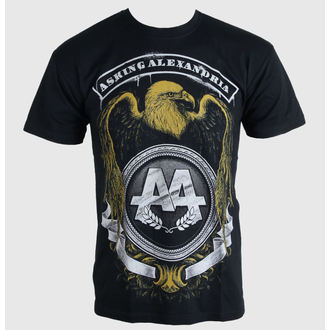 t-shirt metal men's children's Asking Alexandria - Eagle - PLASTIC HEAD - PH8151
