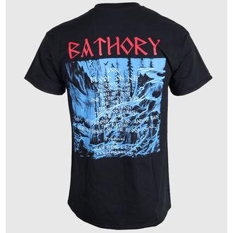 t-shirt metal men's children's Bathory - Blood On Ice - PLASTIC HEAD, PLASTIC HEAD, Bathory