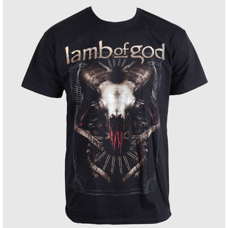 t-shirt metal men's children's Lamb of God - Tech Steer - PLASTIC HEAD, PLASTIC HEAD, Lamb of God