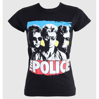 t-shirt metal women's children's Police - Greatest - PLASTIC HEAD, PLASTIC HEAD, Police