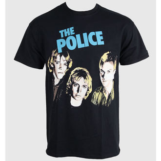t-shirt metal men's children's Police - Outlandos D'amour - PLASTIC HEAD, PLASTIC HEAD, Police