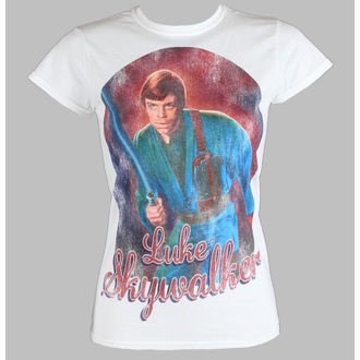 film t-shirt women's children's Star Wars - Luke Skywalker - PLASTIC HEAD - PH8050G