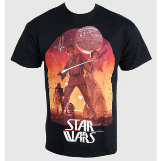 film t-shirt men's children's Star Wars - Sunset Poster - PLASTIC HEAD - PH8123