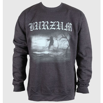 sweatshirt (no hood) men's Burzum - Aske 2013 - PLASTIC HEAD - PH8225CSW
