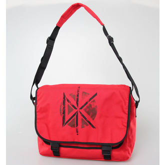 bag Dead Kennedys - DK Distressed Logo - PLASTIC HEAD, PLASTIC HEAD, Dead Kennedys
