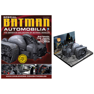 decoration , motorcycle Batman - The Dark Knight - Special Tank