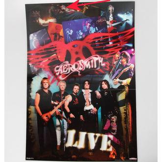 image 3D Aerosmith - Pyramid Posters - PPLA70121, PYRAMID POSTERS, Aerosmith