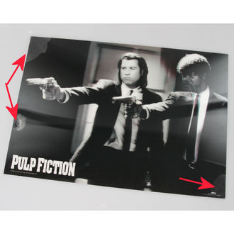 image 3D Pulp Fiction - Guns - Pyramid Posters - PPL70097, PYRAMID POSTERS