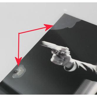 image 3D Pulp Fiction - Guns - Pyramid Posters - PPL70097, PYRAMID POSTERS