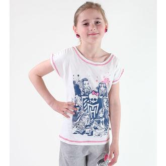 film t-shirt men's children's Monster High - Monster High - TV MANIA - MOH 521
