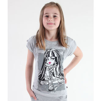 film t-shirt men's children's Monster High - Monster High - TV MANIA - MOH 523