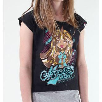 film t-shirt men's children's Monster High - Monster High - TV MANIA - MOH 569