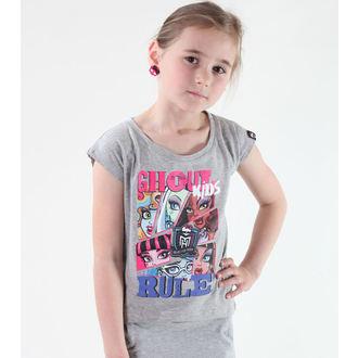 film t-shirt men's children's Monster High - Monster High - TV MANIA - MOH 570