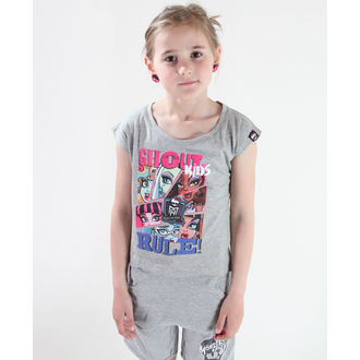 film t-shirt men's children's Monster High - Monster High - TV MANIA - MOH 570