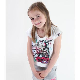 film t-shirt men's children's Monster High - Monster High - TV MANIA - MOH 571