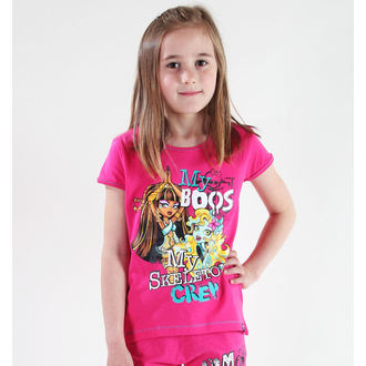 film t-shirt men's children's Monster High - Monster High - TV MANIA, TV MANIA
