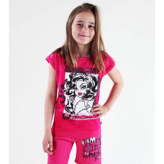 film t-shirt men's children's Monster High - Monster High - TV MANIA - MOH 520