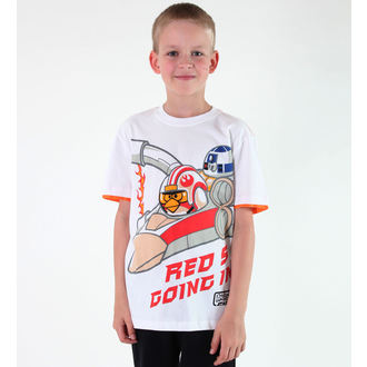 film t-shirt men's children's Angry Birds - Angry Birds / Star Wars - TV MANIA - SWAB 327