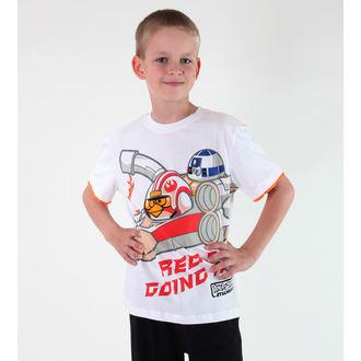 film t-shirt men's children's Angry Birds - Angry Birds / Star Wars - TV MANIA - SWAB 327