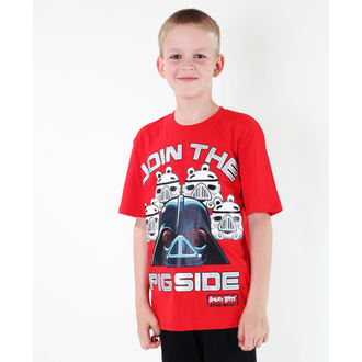 film t-shirt men's children's Angry Birds - Angry Birds / Star Wars - TV MANIA - SWAB 322