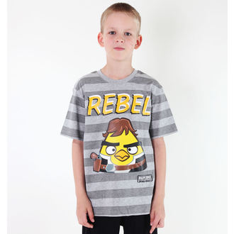 film t-shirt men's children's Angry Birds - Angry Birds / Star Wars - TV MANIA - SWAB 324