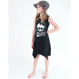 dress girlish TV MANIA - Monster High - Black, TV MANIA