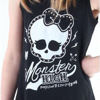 dress girlish TV MANIA - Monster High - Black - MOH 551