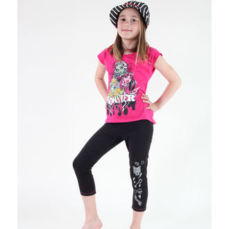 film t-shirt men's children's Monster High - Monster High - TV MANIA - MOH 536