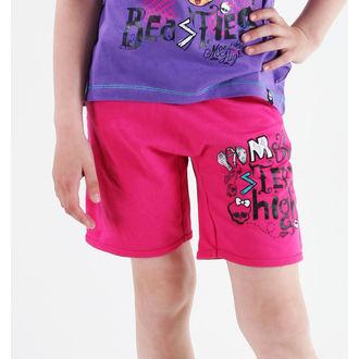 shorts girlish Monster High - Pink, TV MANIA