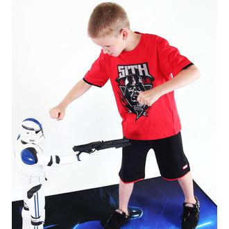 film t-shirt men's children's Star Wars - Star Wars Clone - TV MANIA - Red - Star 825