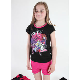 pajama girlish TV MANIA - Monster High - Black, TV MANIA